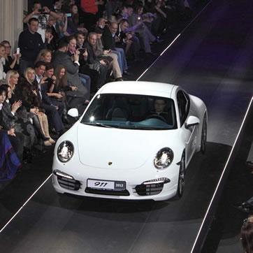 Премьера Porsche Carrera 911. Фото №1