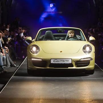 Премьера Porsche Carrera 911. Фото №2