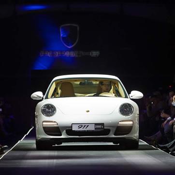 Премьера Porsche Carrera 911. Фото №3
