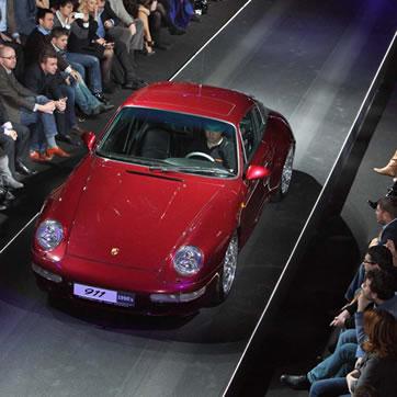 Премьера Porsche Carrera 911. Фото №4