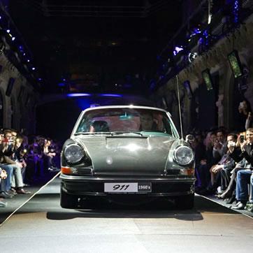 Премьера Porsche Carrera 911. Фото №7