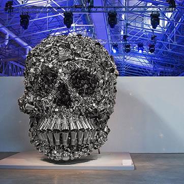 Выставка Франсуа Пино. Фото №1