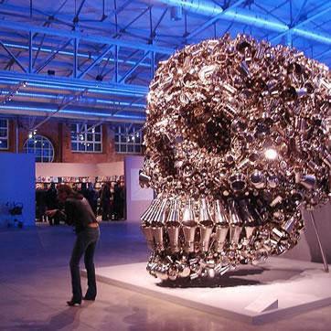 Выставка Франсуа Пино. Фото №2