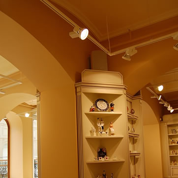 Бутики и кафе ГУМа. Фото №3