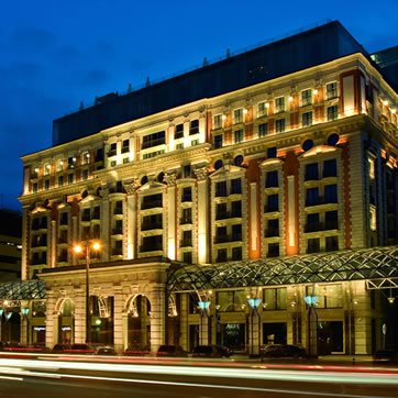 Отель «The Ritz-Carlton Moscow»